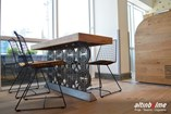 Alnowood Fixed Furniture   Shopping Mall-Restaurant Furniture - 1