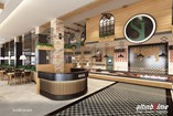 Alnowood Fixed Furniture   Shopping Mall-Restaurant Furniture - 9