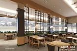 Alnowood Fixed Furniture   Shopping Mall-Restaurant Furniture - 10