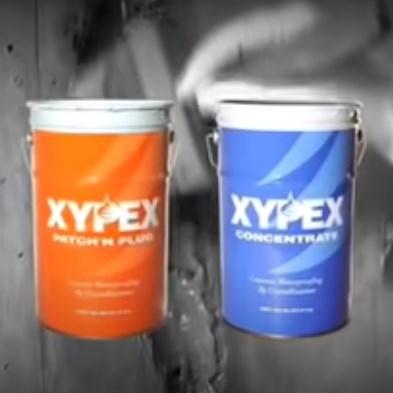 XYPEX Beton Onarımları (ENG)