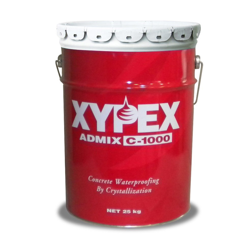 Xypex Admix C-1000 Cement Based Waterproofing Material