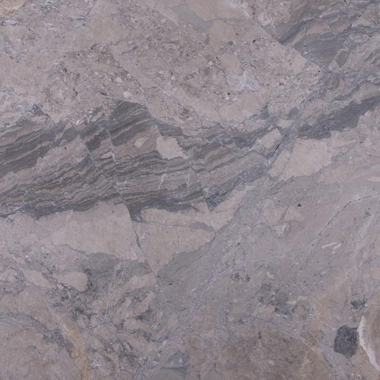 Marble Slab | Fantastic Grey Leather Finish - 0