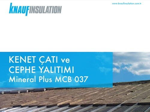 Knauf Insulation Clamp Roof and Facade Insulation Brochure