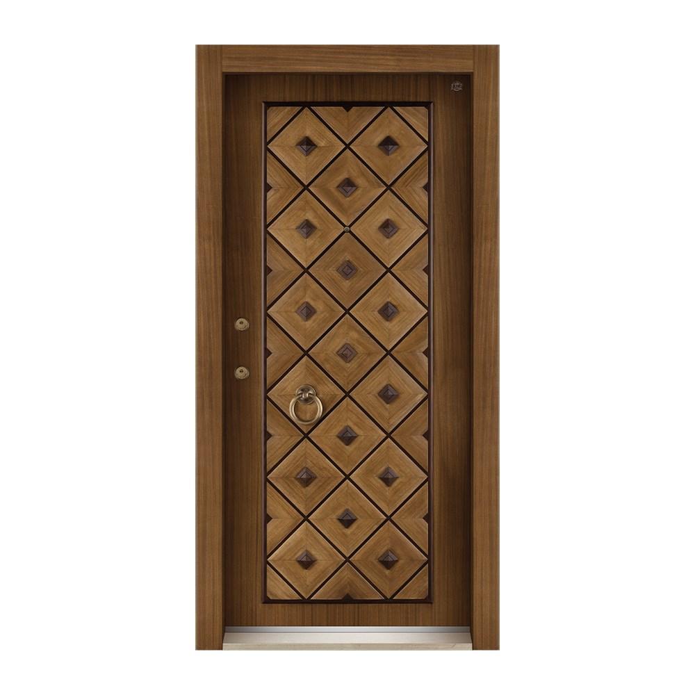 Steel Door | Kale Antique Tile
