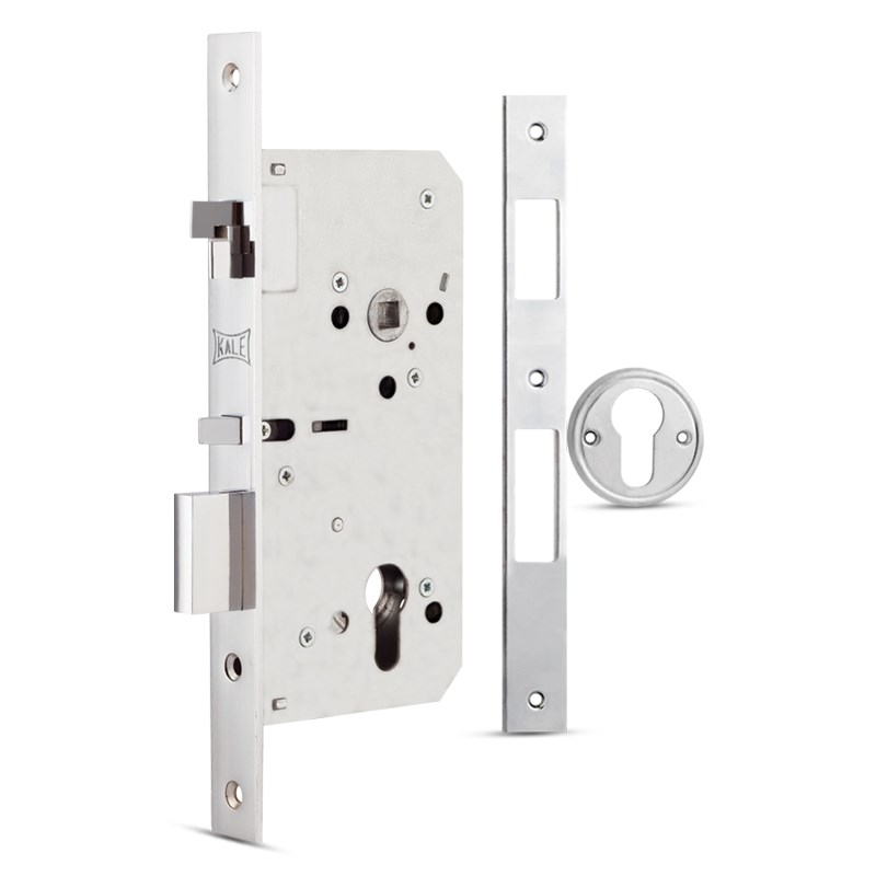 Automatic Locking Mortise Lock With Cylinder | 182
