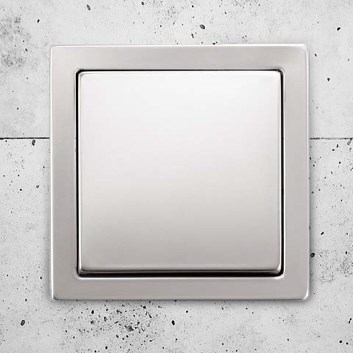 Electric Switch | Pure Stainless Steel