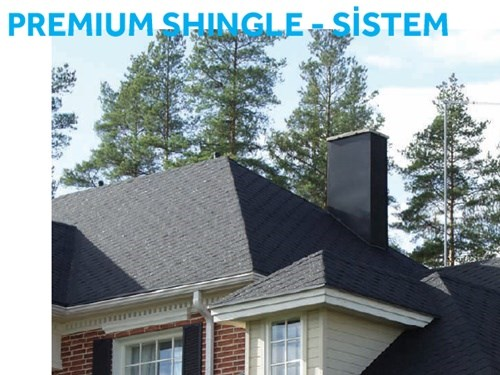 Icopal Shingle Sistem