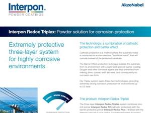 Interpon Redox Triplex Brochure