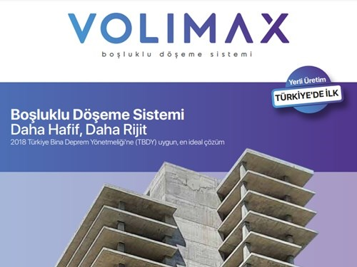Volimax Hollowcore Flooring System