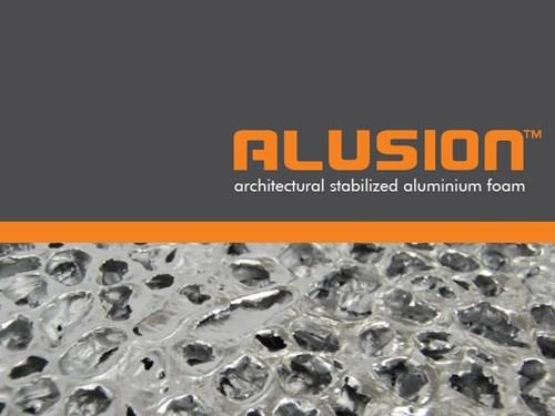 Alusion Köpük Alüminyum Panel Kataloğu