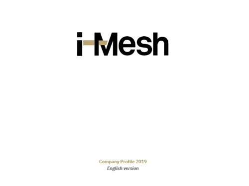 i-Mesh Fiber Mesh Kataloğu