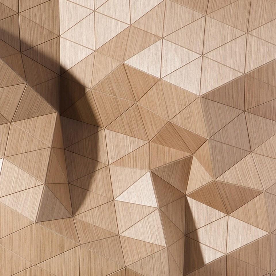 Wood-Skin | Wooden Mesh