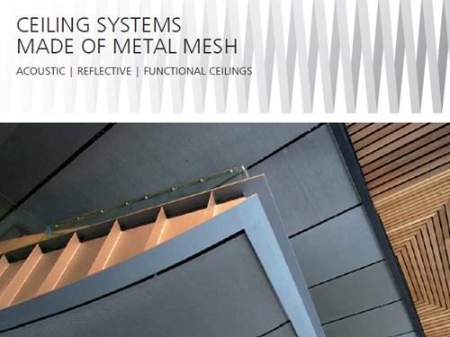 GKD Tavan Sistemleri Kataloğu