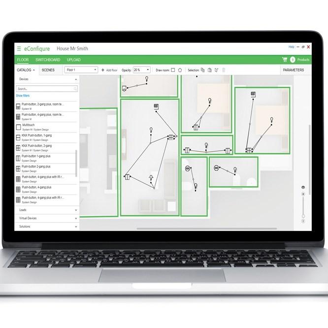 KNX Akıllı Ev ve Bina Otomasyonu - 2