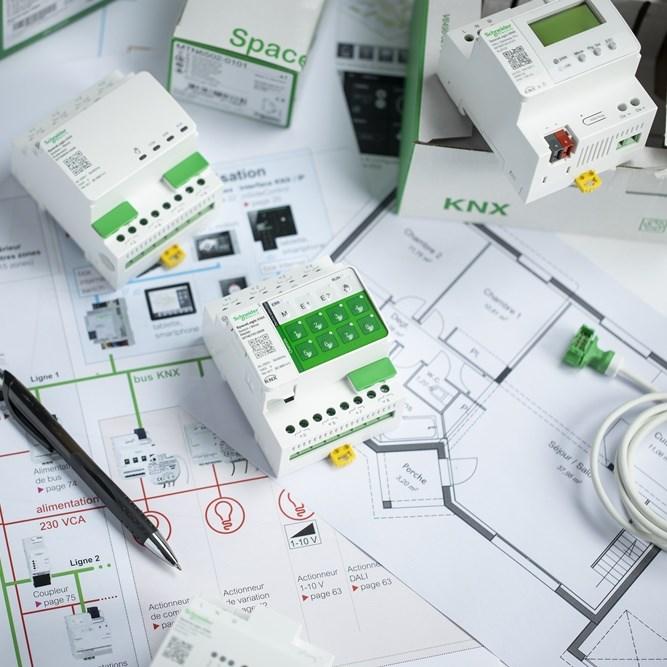 KNX Akıllı Ev ve Bina Otomasyonu - 3