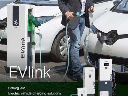 EVLink Smart Wallbox Catalog