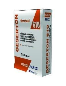 Kuvars Agregalı Yüzey Sertleştiricisi/Geserton Q-610