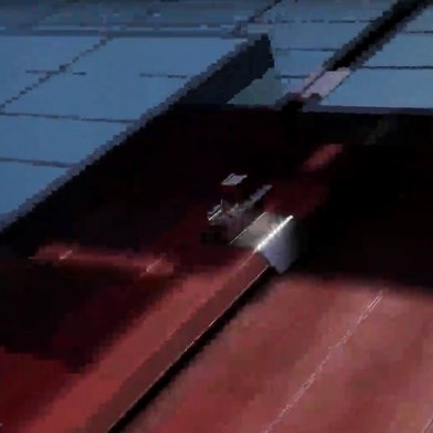 Solar Capped Roof Panel