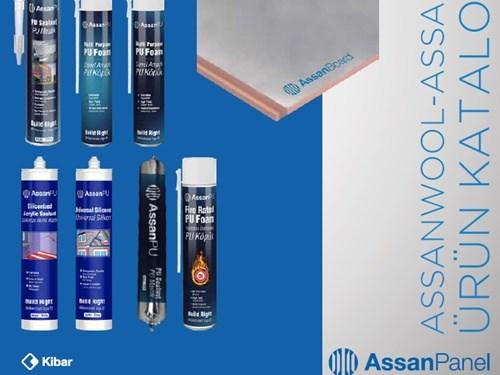 Assanwool, AssanPU & AssanDemir Ürün Kataloğu