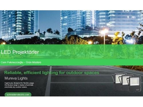 LED Projectors Presentation File