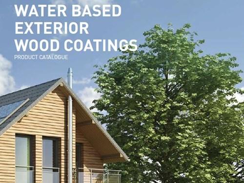Woodsol Water Based Exterior Wood Coatings Catalog