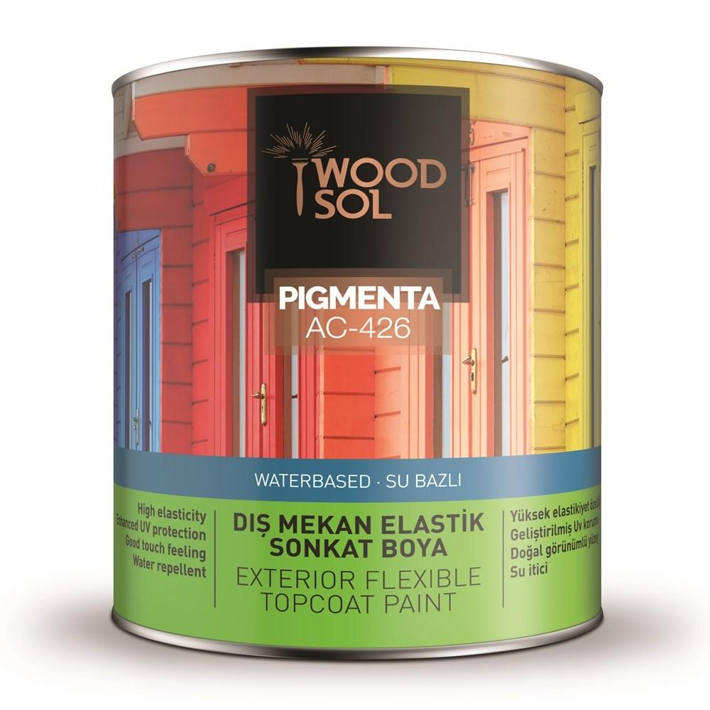 Pigmenta Ac-426 Exterior Flexible Topcoat Paint