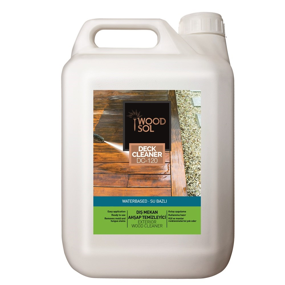 Deck Cleaner DC-120 Outdoor Wood Cleaner