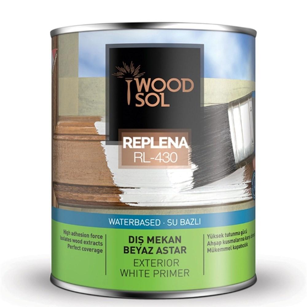 Replena Rl-430 Exterıor White Primer
