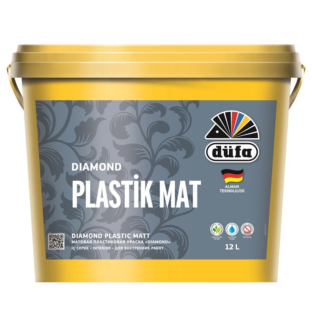 Diamond Plastik Mat