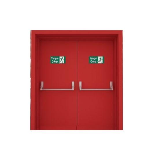Panic Bar Fire Door