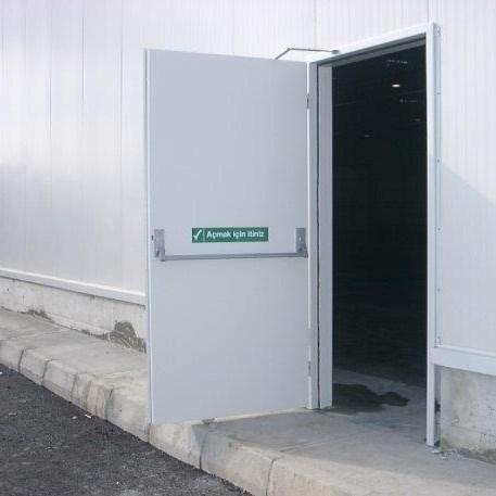 Panic Bar Fire Door - 0