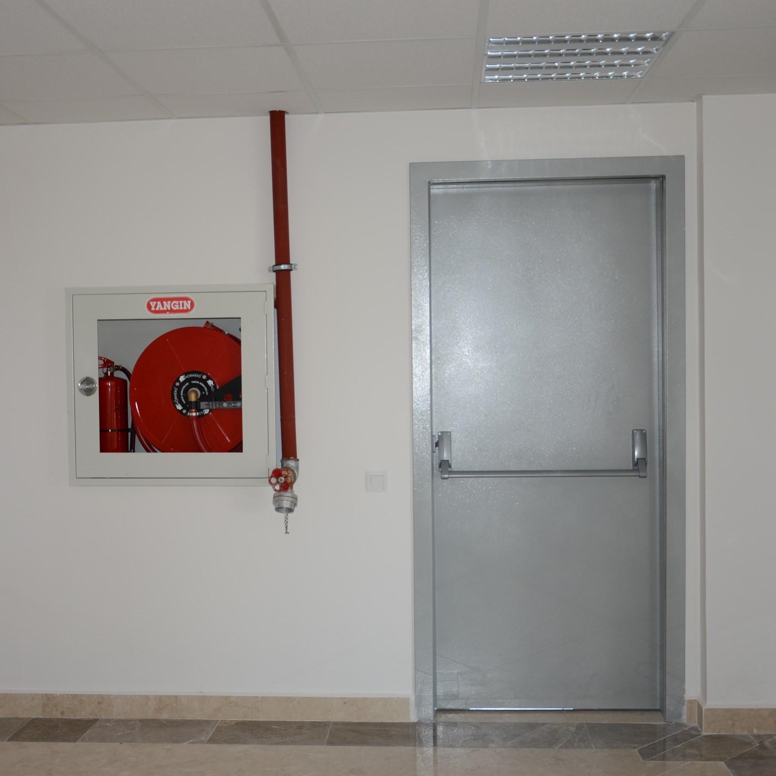Panic Bar Fire Door - 2