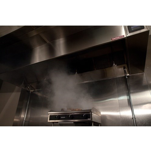 Hood Extinguishing System - 0