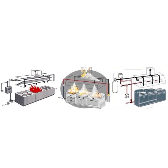 Hood Extinguishing System - 2