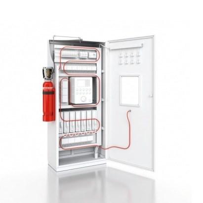 Electric Panel Extinguishing System