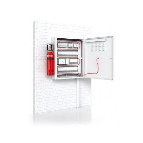 Electric Panel Extinguishing System - 0