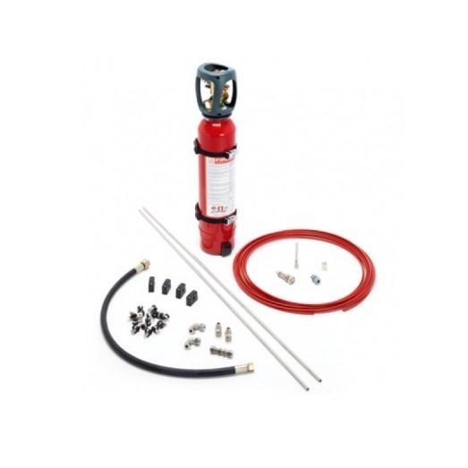 Electric Panel Extinguishing System - 1