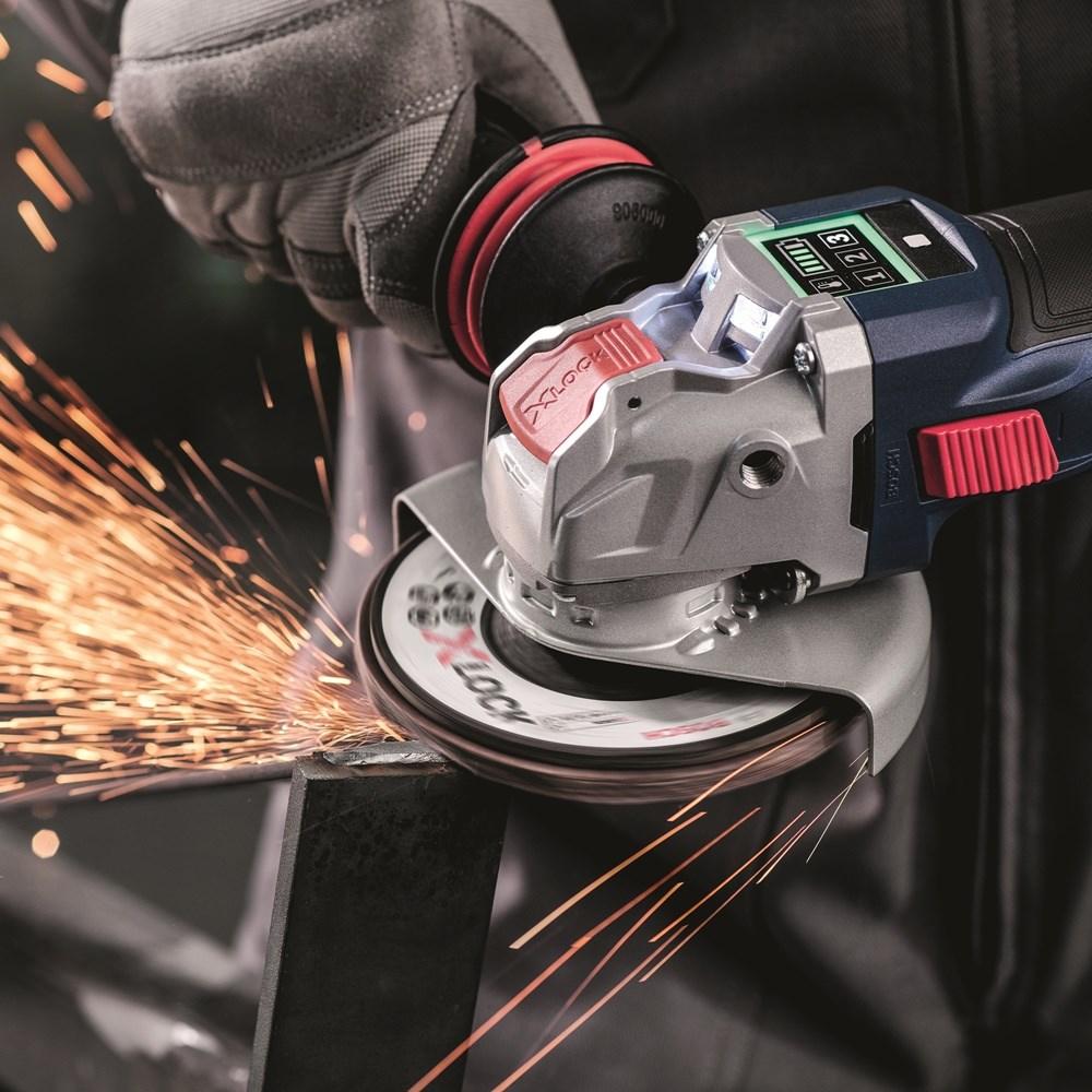 Power Tools | Angle Grinder X-LOCK