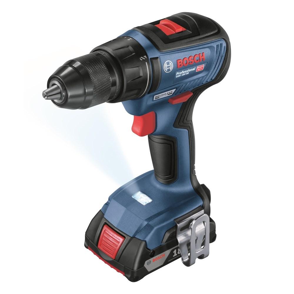 Power Tools | Drilling / Screwdriver GSR 18V-50