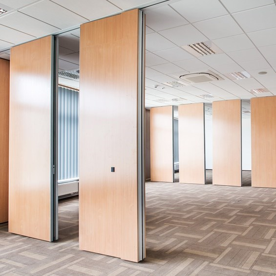 Movable Partition Wall Systems - 1