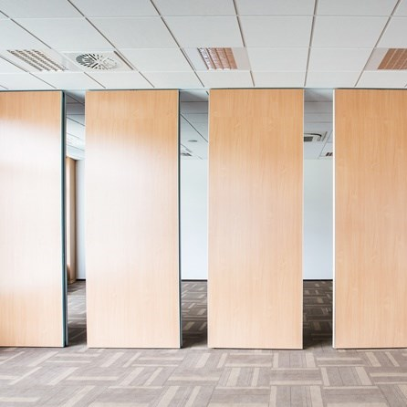 Movable Partition Wall Systems - 2