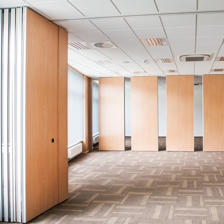 Movable Partition Wall Systems - 3