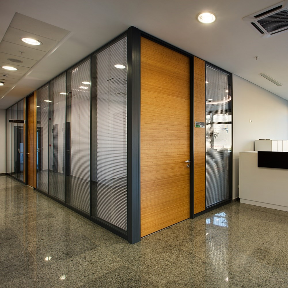 Partition Wall System | ARCHİ FRAME 100