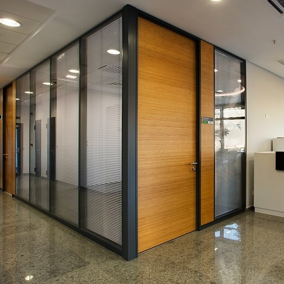 Partition Wall System | ARCHİ FRAME 100 - 0