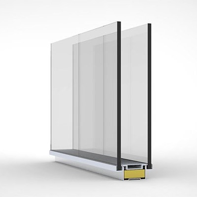 Partition Wall System | Archiglass100 - 2