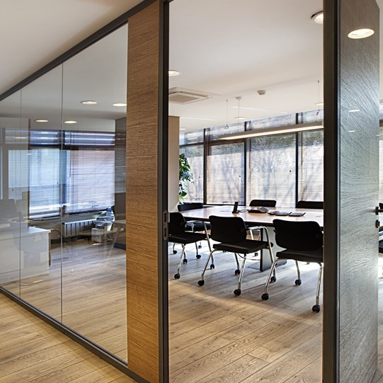 Partition Wall System | Archiglass50 - 0