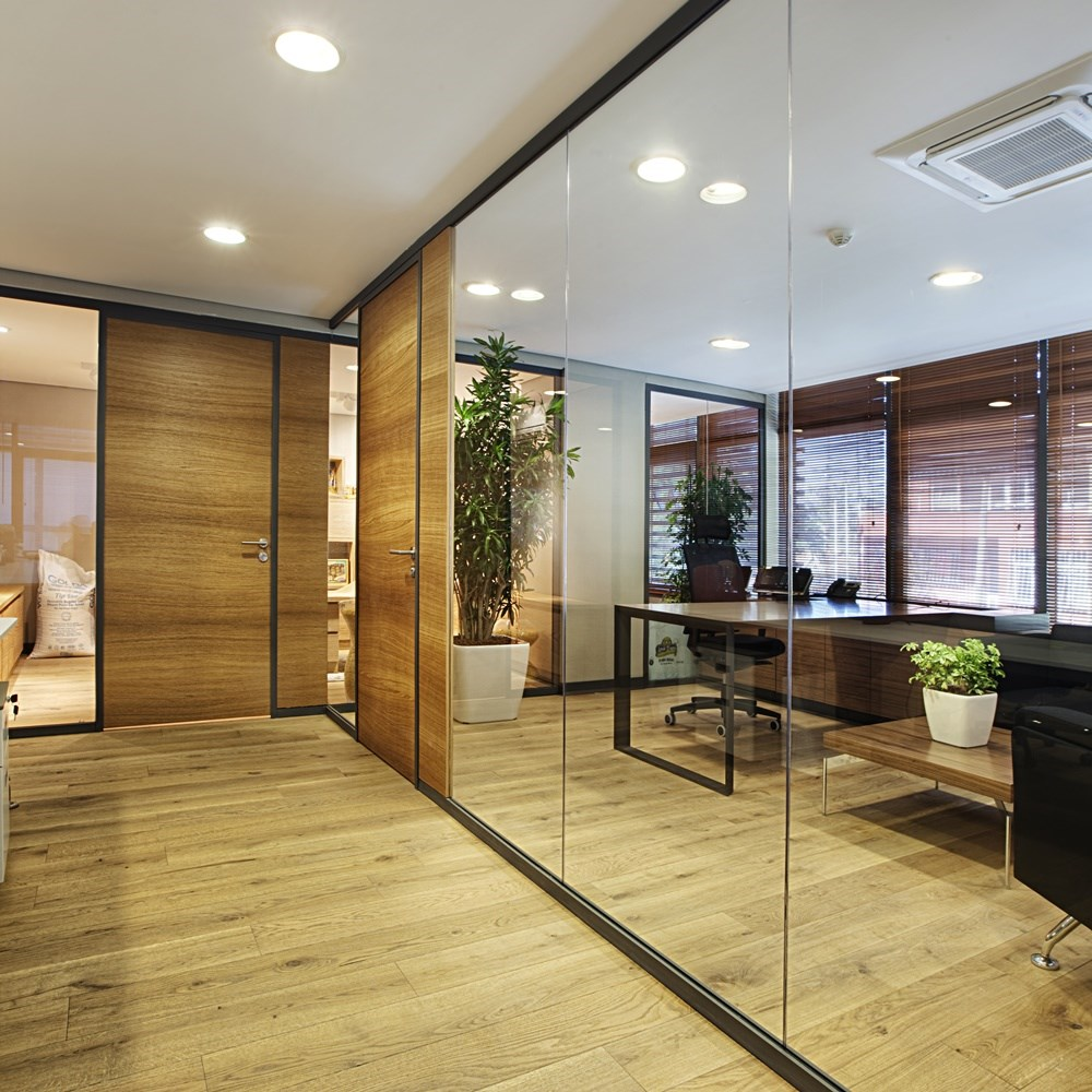 Partition Wall System | Archiglass50