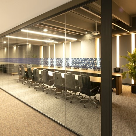 Partition Wall System | Archiglass50 - 8