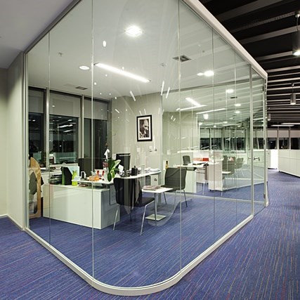 Partition Wall System | Archiglass50 - 11