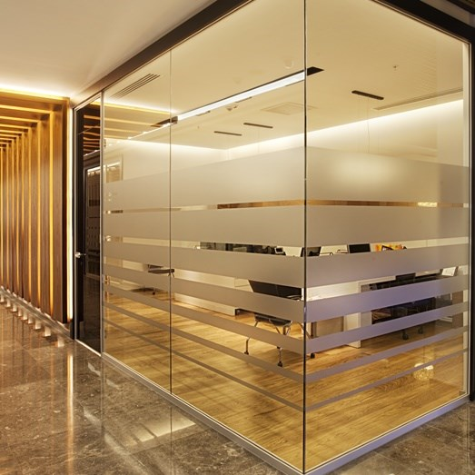 Partition Wall System | Archiglass50 - 13